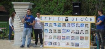 Obilježena 25. godišnjica stradanja u Bioči