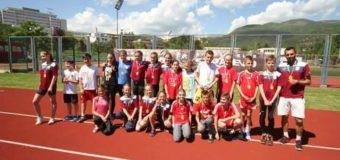 Odlični rezultati za Atletski klub Ilijaš