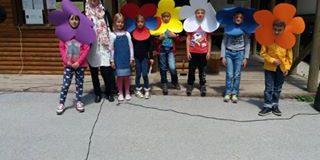 """Učenici OŠ """"Srednje"""" obilježili Evropski dan parkova"""