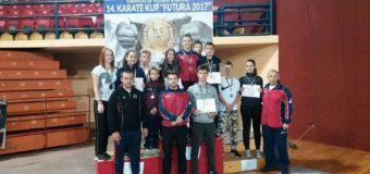 """Sjajne medalje za Karate klub """"Rašid Buća"""" u Bugojnu"""