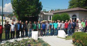 """Obilježen 23. maj – Dan kakanjskih dobrovoljaca """"Breza i Misoča 92"""""""