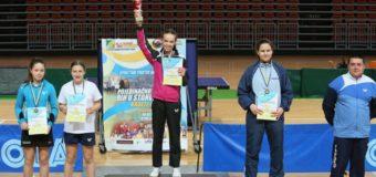 Harisa Mešetović državna kadetska prvakinja