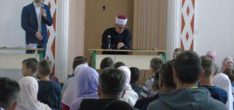 Održana svečanost dodjele mektebskih svjedodžbi u džamiji Novi Ilijaš