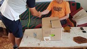 MZ Stari Ilijaš i privrednici: uspješna treća godina podjele paketa socijalno ugroženim