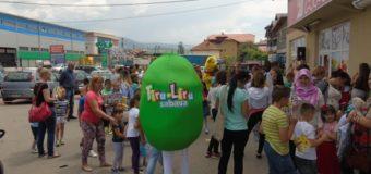 Amko market u Podlugovima upriličio zabavu za najmlađe