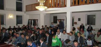 Upriličen centralni iftar Mreže mladih Ilijaš uz bogat ramazanski program