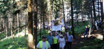 Na Marš mira iz Ilijaša otišla 51 osoba