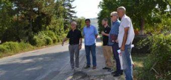 Nastavak radova na rekonstrukciji Regionalne saobraćajnice R 445 u Malešićima