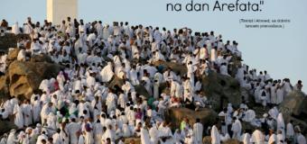 Allah najviše ljudi oslobodi od džehennemske vatre na dan Arefata