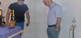 Načelnik općine Ilijaš obišao mjesto skrnavljenja, osudio čin vandalizma i pozvao na toleranciju