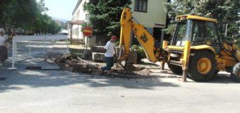 Rekonstrukcija vodovodne mreže u ulici Ivana Franje Jukića