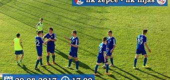 Težak poraz u Žepču za  nogometaše NK Ilijaš