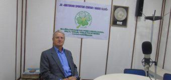 U programu Radio Ilijaša gostovao predsjednik HKD Napredak Iljko Barić