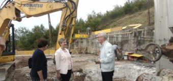 Počeli radovi na rekonstrukciji filterskog postrojenja Karašnica