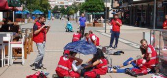 Mladi CK Ilijaš obilježavaju Svjetski dan prve pomoći