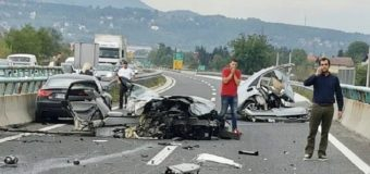 Stravična saobraćajna nesreća na autoputu kod Ilijaša, jedna osoba poginula