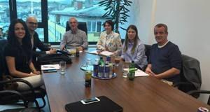 Održan sastanak predstavnika Općine Ilijaš i Federalne uprave za geodetske i imovinsko-pravne poslove o izradi Adresnog registra