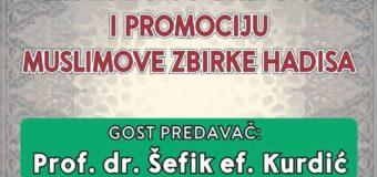 U nedjelju vjerska tribina u kino sali Ilijaš -gost Šefik Kurdić