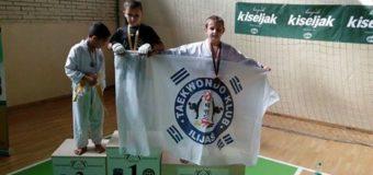 Članovi Taekwondo kluba Ilijaš osvojili pet medalja na međunarodnom turniru u Hadžićima