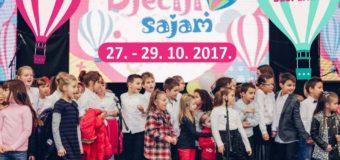 Dječiji sajam ponovo u Sarajevu: Svi smo mi djeca!