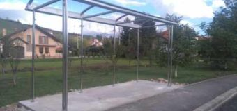 Postavljeno pet autobuskih nadstrešnica na području općine Ilijaš