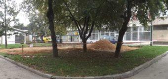 Počela izgradnja dječijeg parka u Ilijašu