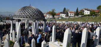Obilježena 14. godišnjica smrti Alije Izetbegovića: Činio je sve da sačuva ideju države BiH