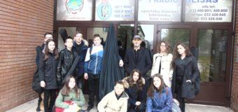 Nastup Muzičke škole Ilijaš na svečanom obilježavanju Dana pošta