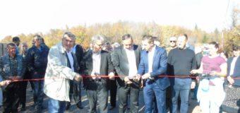 Završen projekat asfaltiranja puta Bioča-Ahatovići koji povezuje općine Ilijaš i Novi Grad