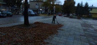 Kasna jesen i u našem gradu
