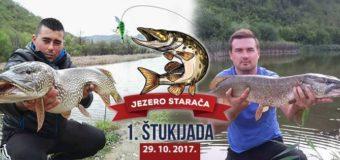 """Prva """"Štukijada """" na jezeru Starača"""