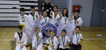 """Odličan nastup Taekwondo kluba Ilijaš na  turniru""""GRAND PRIX Vogošća 2017"""""""