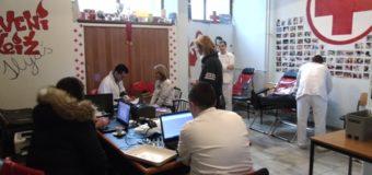 U toku još jedna akcija dobrovoljnog darivanja krvi u CK Ilijaš