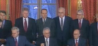Danas se obilježava 22. godišnjica parafiranja Dejtonskog mirovnog sporazuma