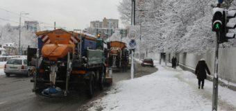Upozorenje Civilne zaštite: Pripremite se za snijeg, osigurajte ljude i imovinu