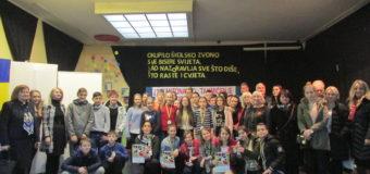 Đaci iz Podlugova osvojili 3. mjesto na takmičenju «Upozoravanje na opasnost od mina»