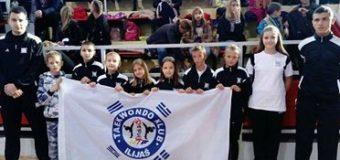 Članovi Taekwondo kluba Ilijaš sjajni i u Mostaru