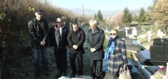 Posjeta delegacije Općine Ilijaš i boračkih udruženja grobljima povodom blagdana Svi sveti