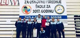 """Dvije medalje za KK""""Rašid Buća""""Ilijaš"""