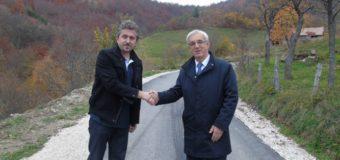 Asfaltiranje kružnog toka Solakovići jedan od najvažnijih realiziranih projekata u MZ Ljubina
