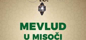 Ove srijede centralna Mevludska svečanost u  džamiji  u Misoči