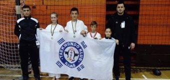 """Nove medalje za članove Taekwondo kluba """"Ilijaš"""""""