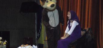 """U kino sali Ilijaš odigrana predstava """"Maša i Medvjed"""" na oduševljenje male raje"""