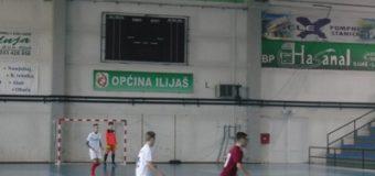 Počeo tradicionalni malonogometni turnir u Sportskoj dvorani Ilijaš