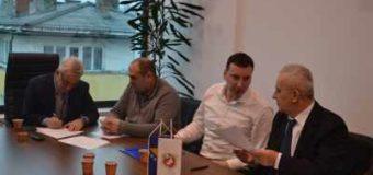 Općinski načelnik potpisao Sporazum sa Ministarstvom privrede KS
