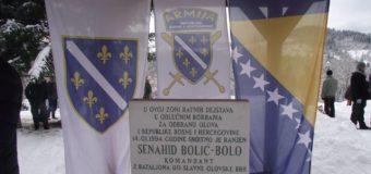 Obilježena 24. godišnjica od smrti Senahida Bolića-Bole