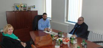 Posjeta JU KSC Kakanj -Razgovori o realizaciji mogućih projekata  i međusobnoj saradnji