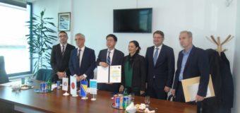 Održana ceremonija povodom završetka projekata deminiranja u Ilijašu i Busovači