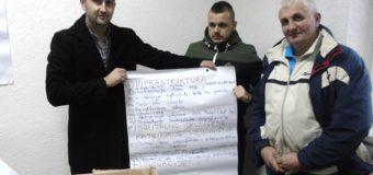 Održan forum građana u MZ Podlugovi-određeni prioritetni projekti