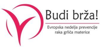 Obilježavanje Evropske sedmice  prevencije raka grlića materice